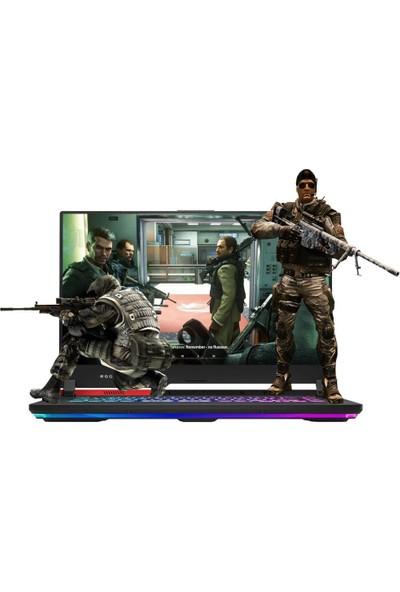 """Asus ROG Strix G513IH HN002A14 AMD Ryzen 7 4800H 32GB 1TB SSD + 256GB SSD GTX 1650 Freedos 15.6"""" FHD Taşınabilir Bilgisayar"""