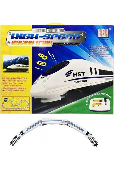 Karsan Kumandalı Hızlı Tren Seti