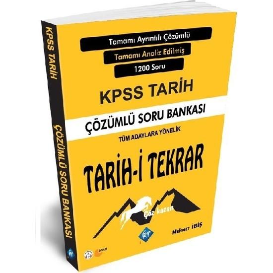 Kr Akademi 2020 KPSS Tarih-I Tekrar Soru Bankası