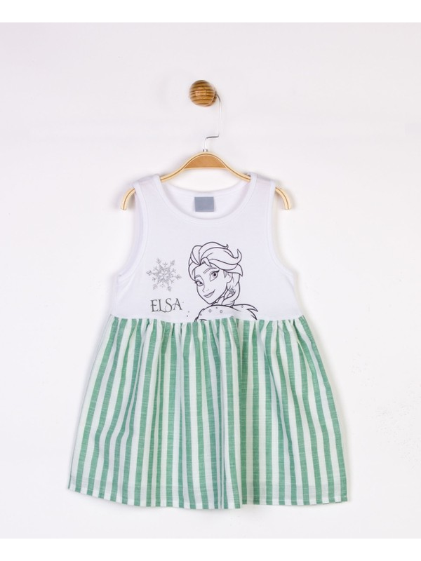 Frozen Disney Frozen Çocuk Elbise 18109