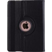 CRESCENT Apple iPad Pro 12.9 5.nesil 2021 Resistance Dönebilen Tablet Kılıfı 12.9 Inç Siyah