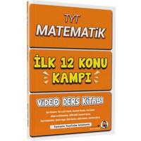 Mert Hoca Yayınları TYT Matematik Ilk 12 Konu Kampı Video Ders Kitabı