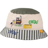 Kitti Erkek Bebe Fötr Şapka 3-9 Ay