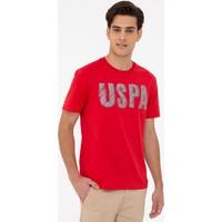 U.S. Polo Assn. Kırmızı T Shirt 50238273-VR030