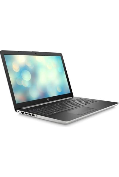 """HP 15-DA2091NT Intel Core i5 10210U 8GB 1TB + 256GB SSD MX110 Freedos 15.6"""" Taşınabilir Bilgisayar 1S7Z2EA"""