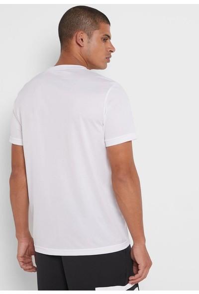 adidas Fl0288 M D2M Pl Tee Erkek T-Shirt