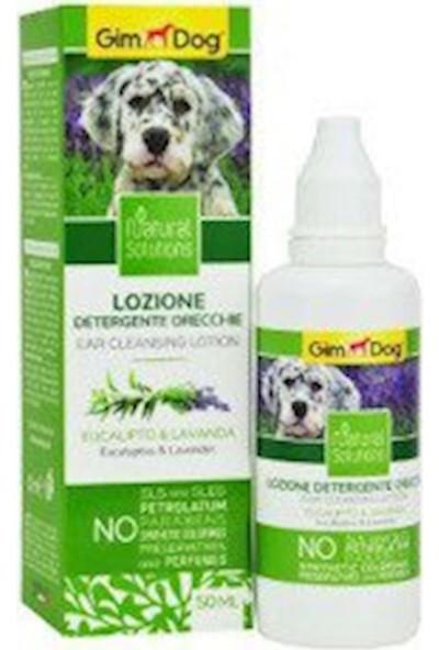 Gimdog Köpek Kulak Temizleme Losyonu 50 ml