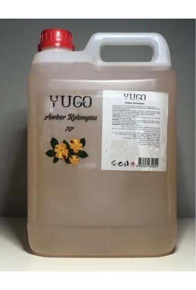 Yugo 70C Amber Kolonyası 5 Lt