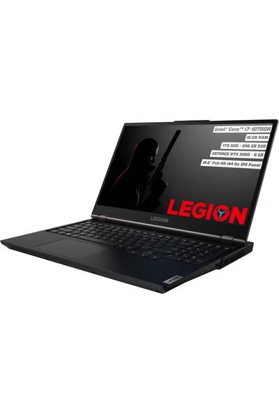 """Lenovo Legion 5 Intel Core I7 10750H 16GB 1tb + 256GB SSD RTX2060 Freedos 15.6"""" Fhd Taşınabilir Bilgisayar 81Y600NTTX"""