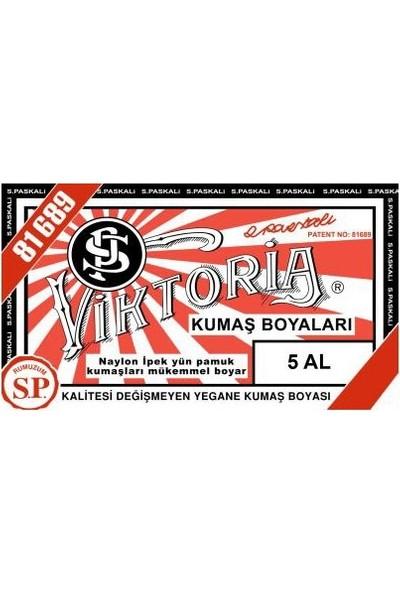 Viktoria 5 Kumaş Boyası Al 3'lü