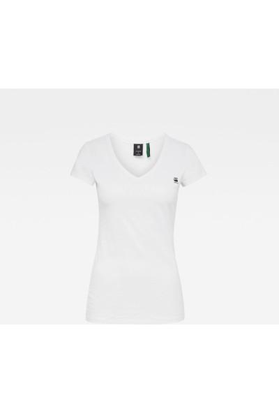 G-Star Raw D04434.2757.110 Kadın T-Shirt