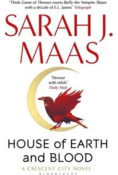 House Of Earth And Blood - Bill Bryson