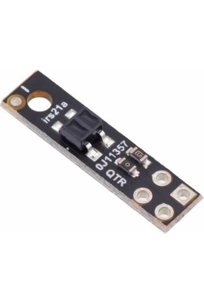 Pololu QTR-HD-01A Yansıtma Sensörü 1-Kanal 5mm Analog Çıkış
