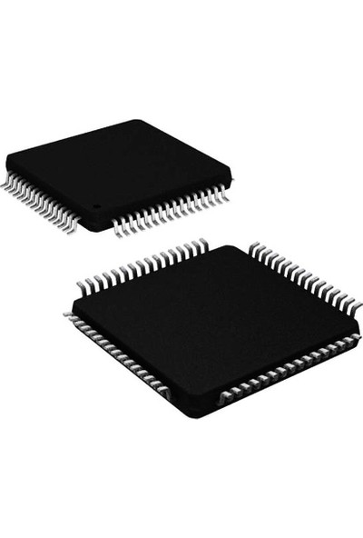 Microchip PIC32MX664F128H-I/PT Smd 32BIT 80MHZ Mikrodenetleyici TQFP64
