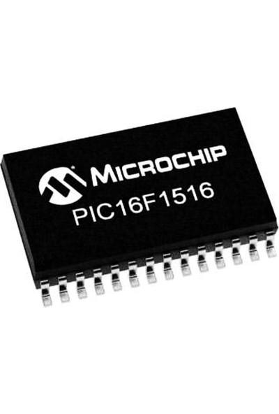 Microchip PIC16F1516 I/so Smd Soıc-28 8-Bit 20 Mhz Mikrodenetleyici