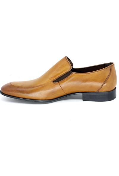 Oskar 220 Erkek Neolit Taban Hakiki Deri Klasık Ayakkabı