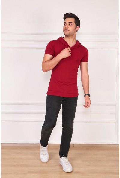 Ase Kapüşonlu Tshirt