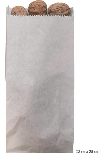 Anadolu Kağıtçılık Yağlı Kese Kağıdı 40 gr Ithal 12CM x 28CM 10 kg 2250'LI