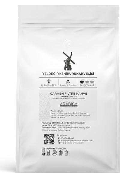 Yeldeğirmeni Kurukahvecisi Carmen Filtre Kahve 200 Gr