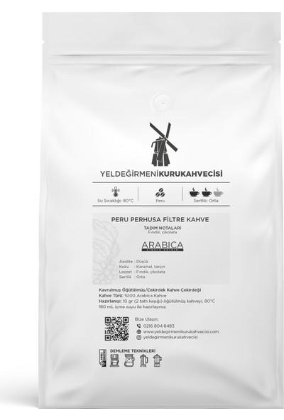 Yeldeğirmeni Kurukahvecisi Peru Perhusa Filtre Kahve 1000 Gr