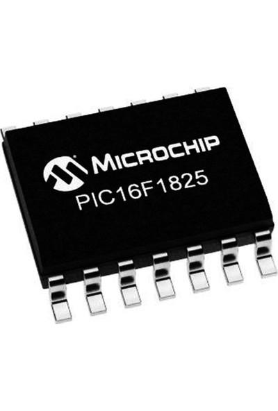 Microchip PIC16F1825 I/sl Smd Soıc-14 8-Bit 32MHZ Mikrodenetleyici