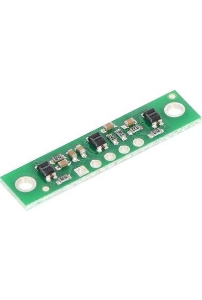 Pololu QTR-3A Kızılötesi Analog Sensör Devresi