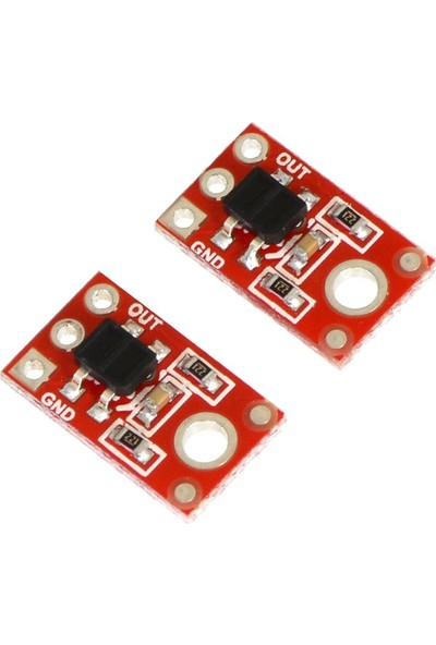 Pololu Qtr-1rc Kızılötesi Dijital Sensör Paketi (2 Adet)