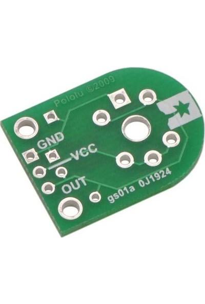 Pololu Mq Gaz Sensörü Plaketi (Sadece Pcb)