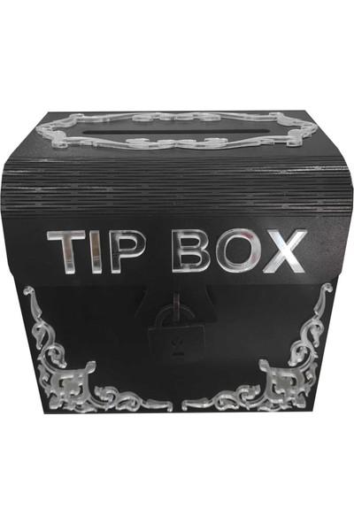Ayt Reklam Atölyesi Tip Box Kumbara ve Bahşiş Kutusu