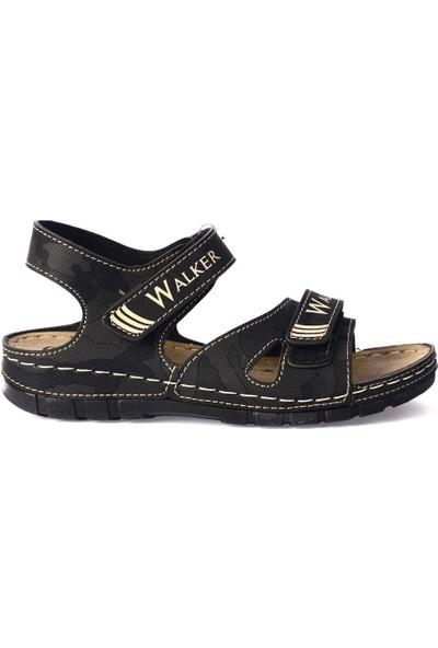 Apella 760-3 Dakar Cırtlı Erkek Çocuk Sandalet Ayakkabı