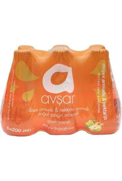Avşar Avsar Duses Armudu&nektarın Plus 6 x 200 ml