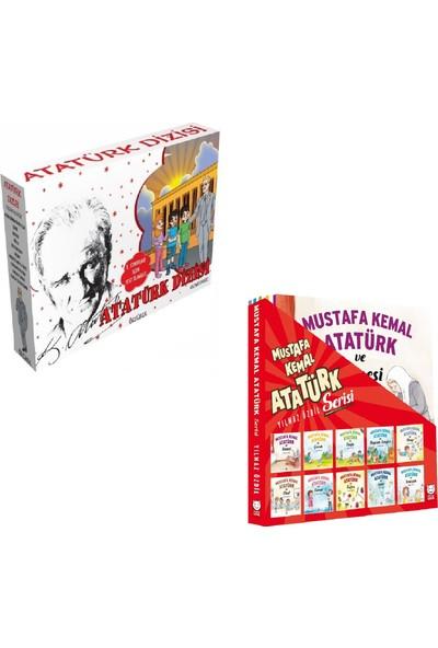 Özyürek Yayınları Mustafa Kemal Atatürk Hikaye Seti 1. Sınıf 2 Kutu 20 Kitap