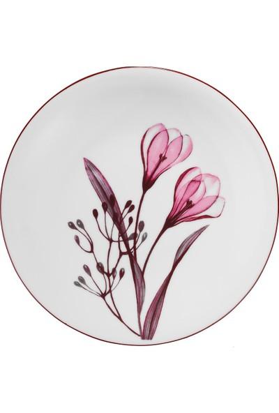 Kütahya Porselen Bloom Serisi 6 Parça Pasta Takımı