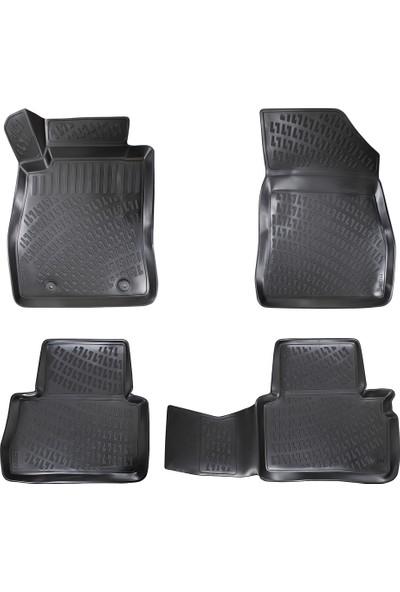 AccessoryPart Nissan Juke 2010 - 2020 3D Havuzlu Paspas Siyah