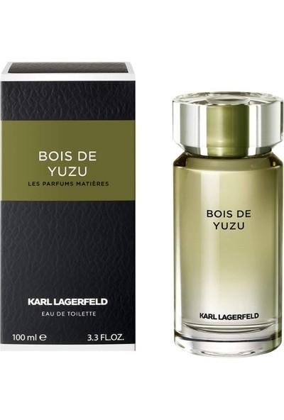 Karl Lagerfeld Bois De Yuzu Edt 100ML Erkek Parfüm