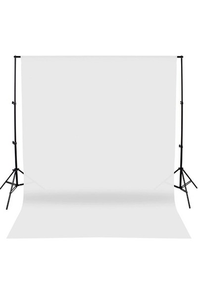Soligor Beyaz Fon Perde - White Screen 1.5 x 2 M