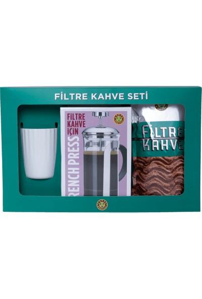 Kahve Dünyası Filtre Kahve Keyif Seti