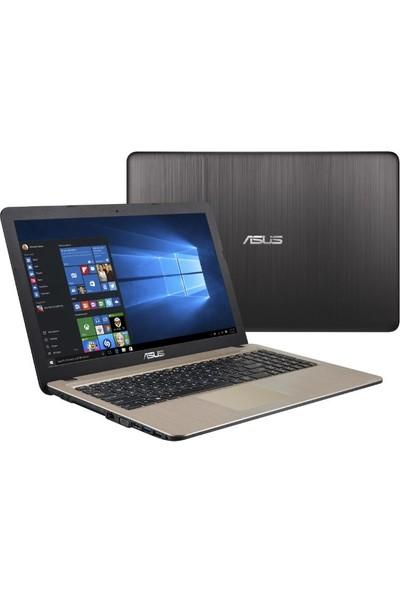 Asus Intel Core i3 7100U 8GB 512GB SSD Windows 10 Home 15.6'' FHD Taşınabilir Bilgisayar X540UA-GQ34167