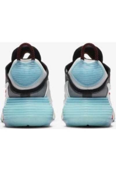 Nike Unisex Gri Mavi Air Max 2090 Ayakkabı DA4292-001