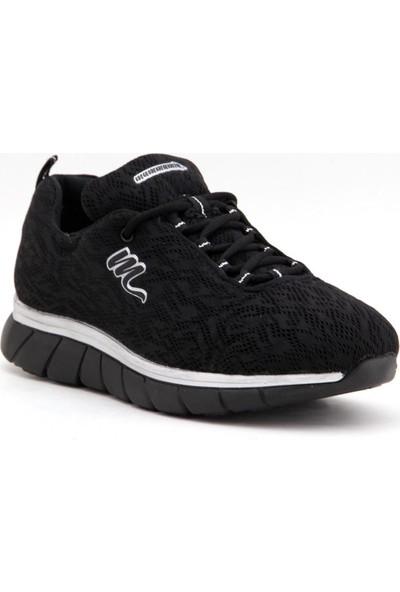 Mammamia D21YA-660 Deri Bayan Ayakkabı - Siyah