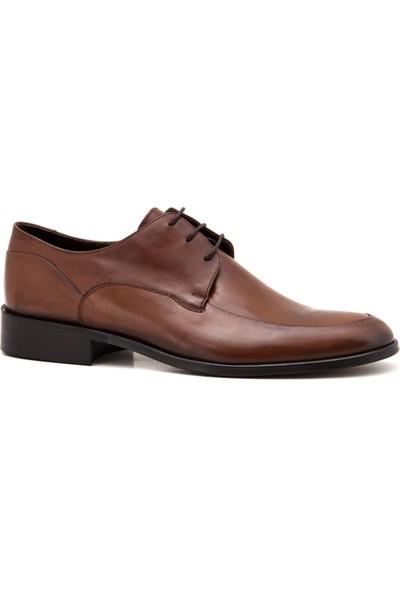 Oskar 1656 Oskar Kösele Klasik Erkek Ayakkabı - Taba