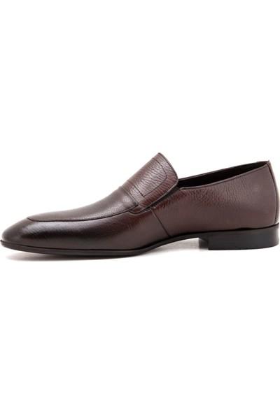 Oskar 2301 Oskar Klasik Erkek Ayakkabı - Kahve
