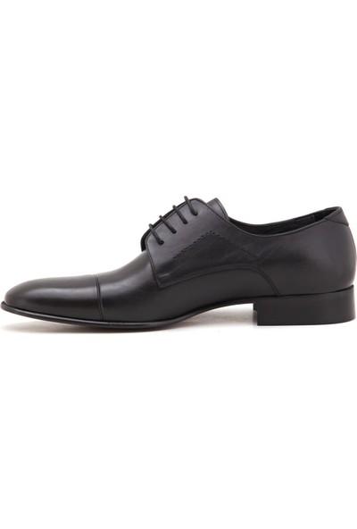 Oskar 213 Oskar Kösele Klasik Erkek Ayakkabı - Siyah