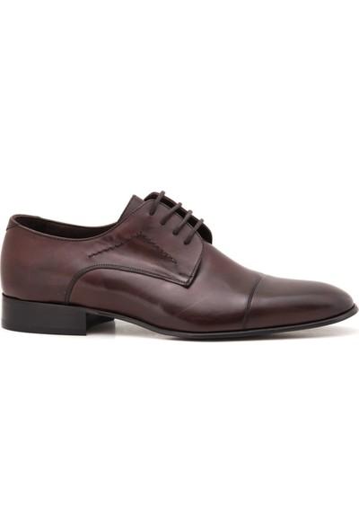 Oskar 213 Oskar Kösele Klasik Erkek Ayakkabı - Kahve