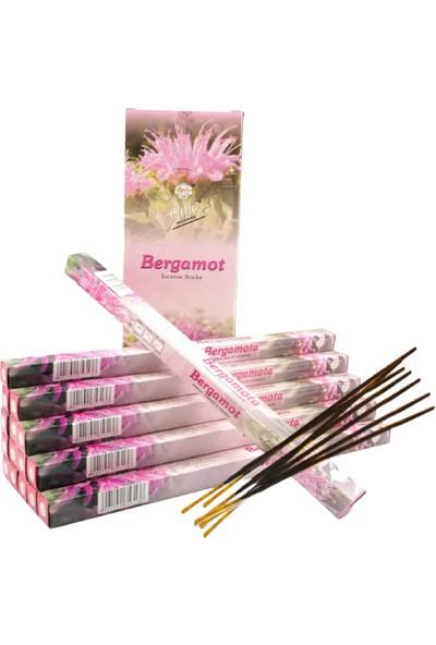 Flute Incense Çubuk Tütsü Bergamot 20'li