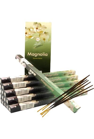 Flute Incense Çubuk Tütsü Magnolia-Manolya 20'li
