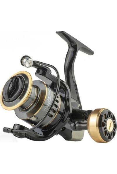 Yukka HD6000 12BB Metal Hızlı İplik Balıkçı Olta Makarası (Yurt Dışından)
