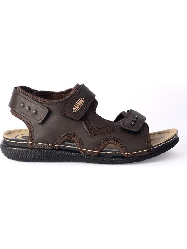 Apella 965-1 Touring Cırtlı Erkek Sandalet Ayakkabı