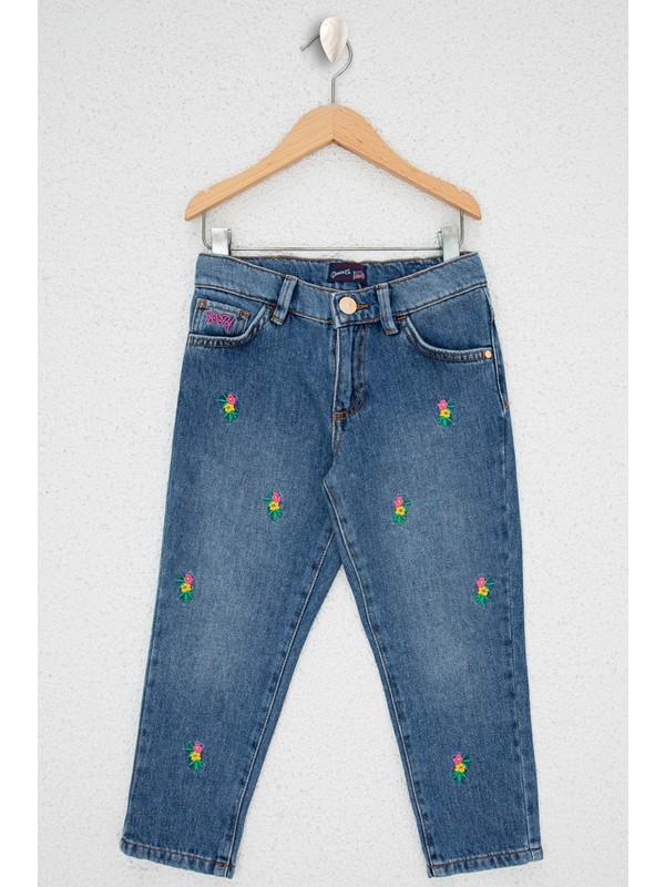 U.S. Polo Assn. Mavi Denim Pantolon 50232703-DN0021