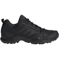 Adidas Erkek Outdoor Ayakkabısı Spor Siyah BC0524 Terrex Ax3